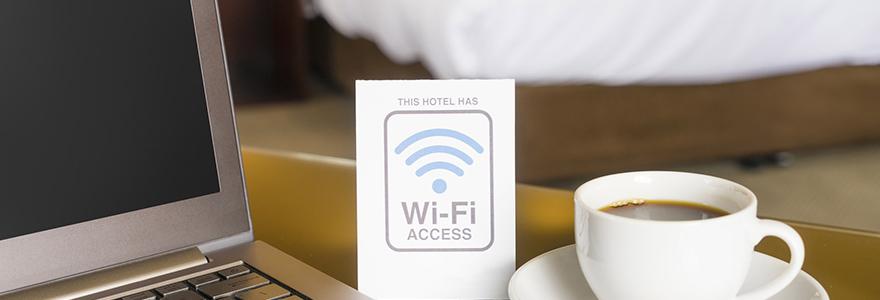 Wifi dans le secteur de l hotellerie