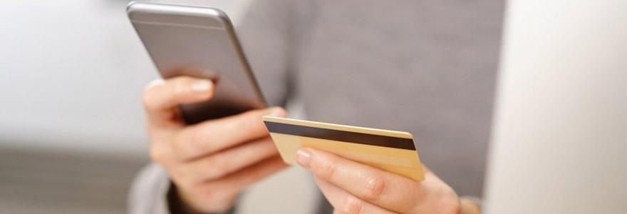 Transactions monétaires en ligne
