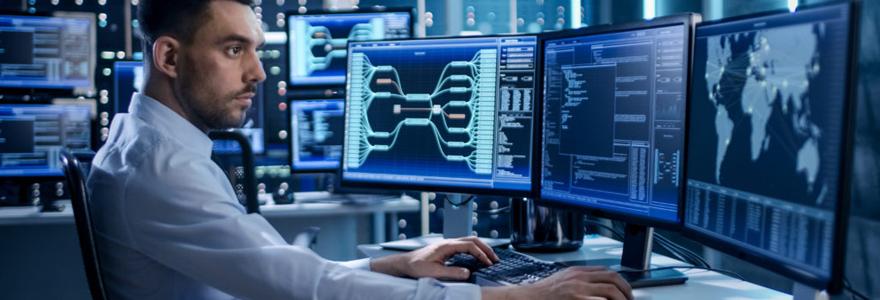 logiciel de supervision informatique